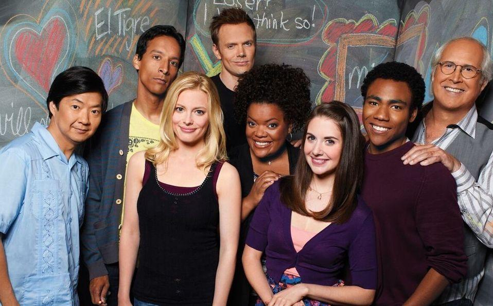 Community es una de las series de culto en comedia que puedes disfrutar integra en streaming (Netflix)