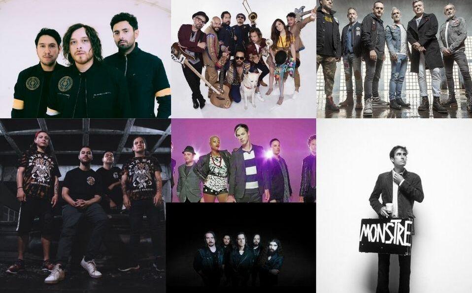 Un menú amplio para los conciertos por streaming del 16 al 22 de octubre de 2020 (Especial)